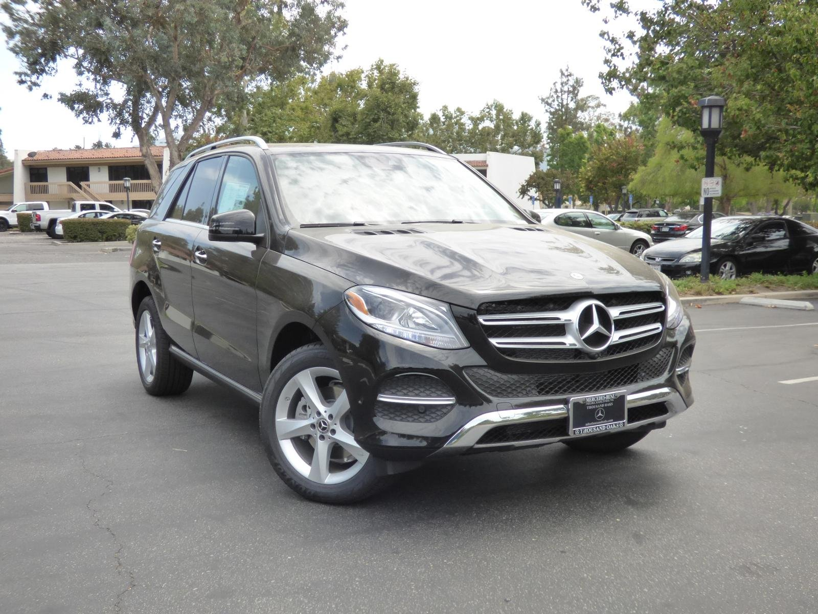 New 2018 Mercedes Benz GLE GLE 350 SUV in Thousand Oaks