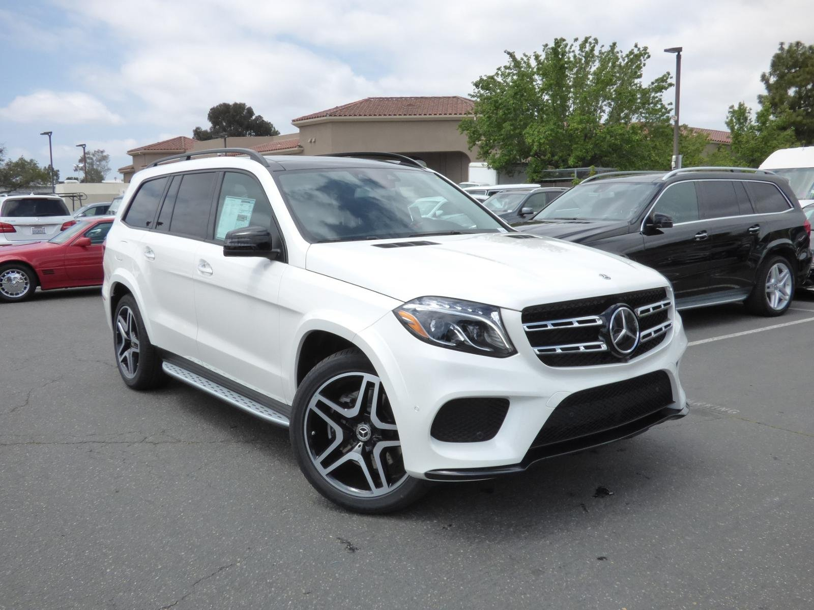 New 2018 Mercedes Benz GLS GLS 550 SUV in Thousand Oaks