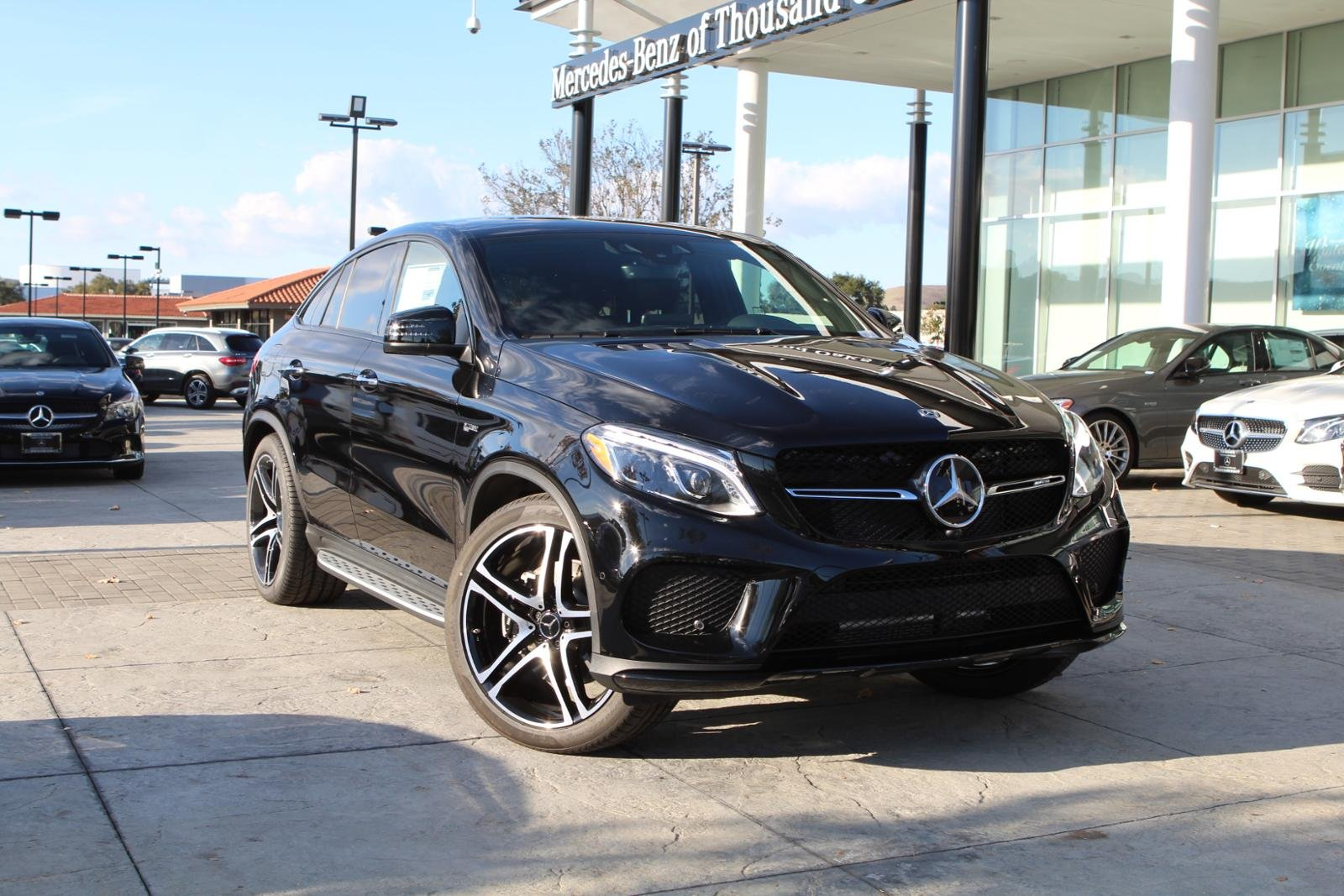 New 2019 Mercedes Benz Gle Amg Gle 43 Coupe In Thousand Oaks