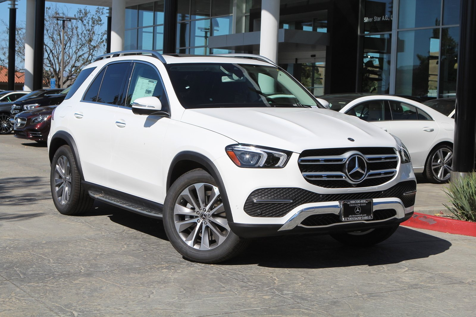 New Mercedes Benz >> New 2020 Mercedes Benz Gle 350 Rwd Suv
