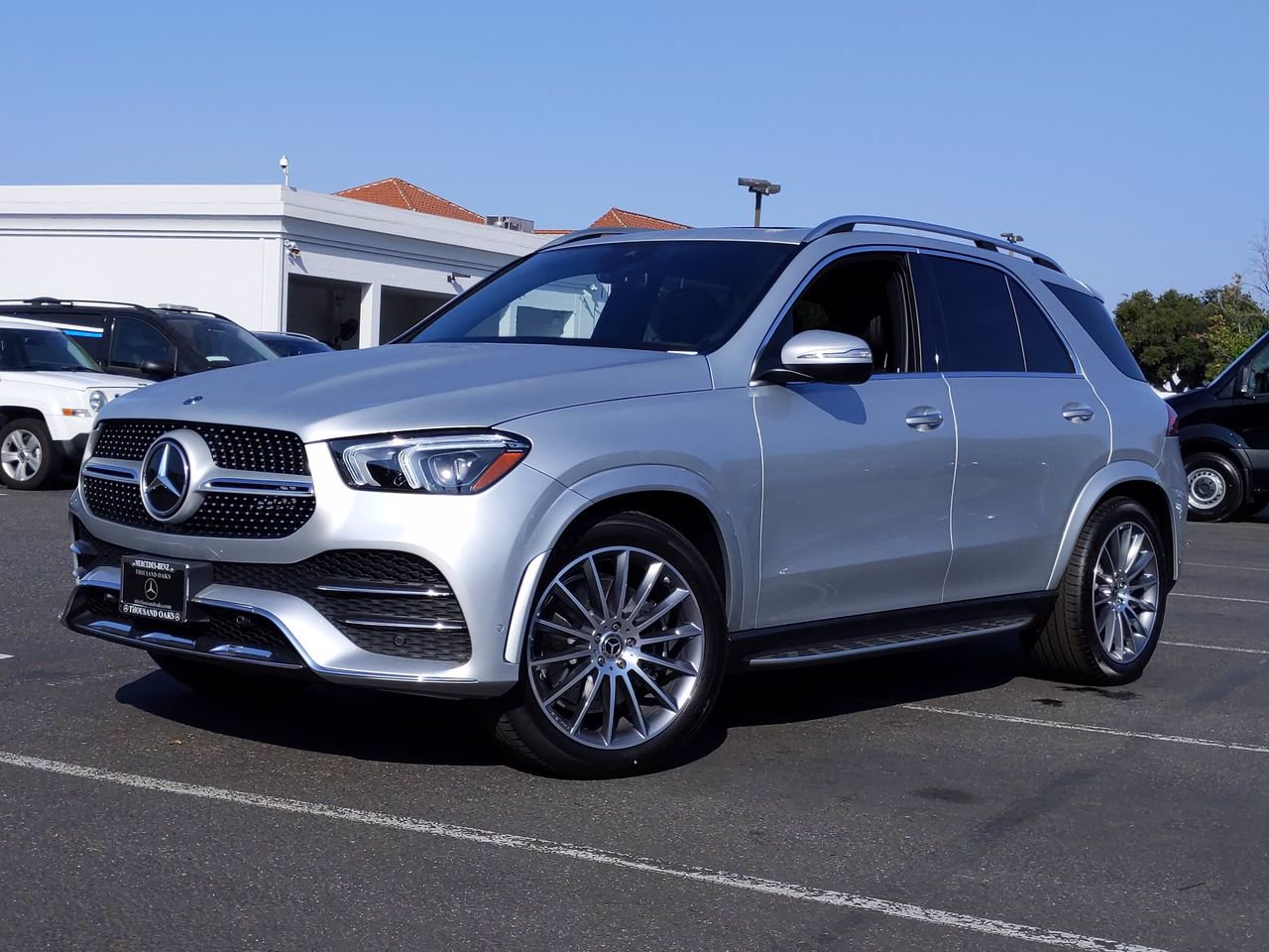 New 2020 Mercedes-Benz GLE GLE 580 AWD 4MATIC®