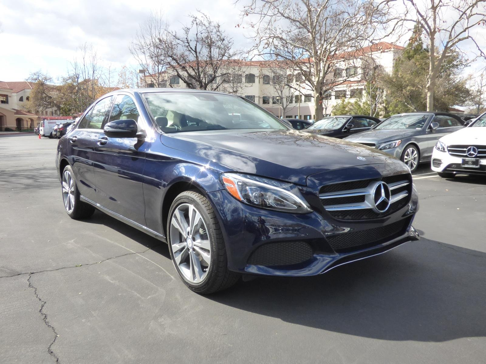 New 2017 Mercedes Benz C Class C 300 SEDAN in Thousand Oaks