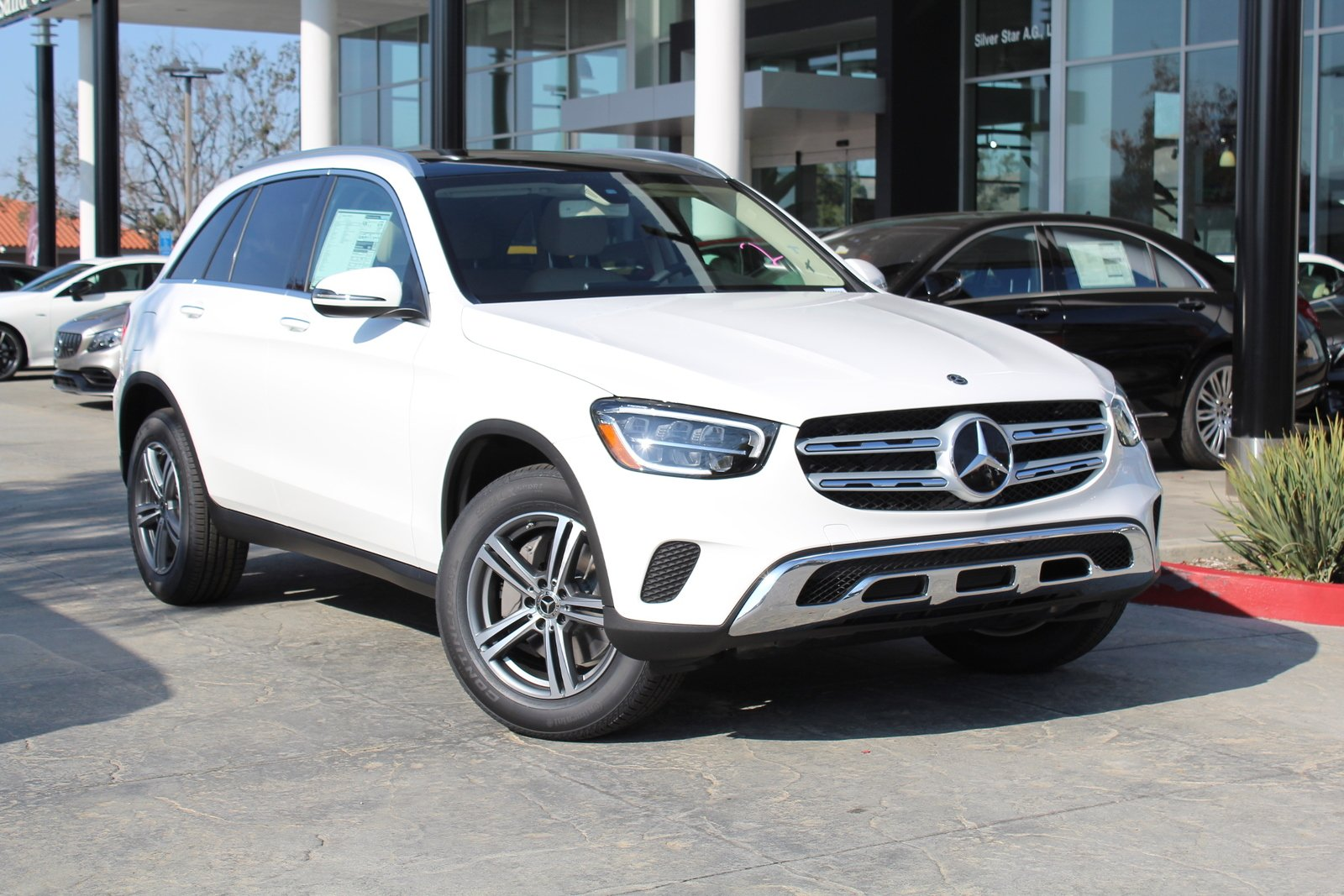 Mercedes glc suv 2020