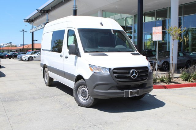 New 2019 Mercedes-Benz Sprinter RWD CARGO VAN