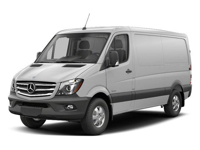 pre-owned 2018 mercedes-benz sprinter cargo van in thousand oaks