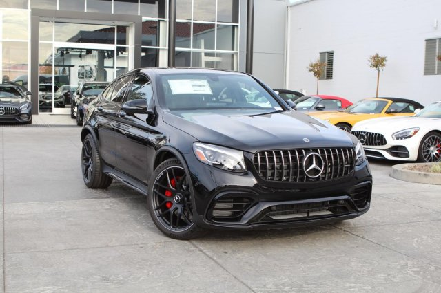 New 2019 Mercedes Benz Amg Glc 63 S Awd 4matic