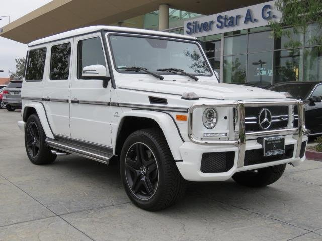 New 2017 mercedes benz g class amg g 63 suv suv in for Mercedes benz suv g class price