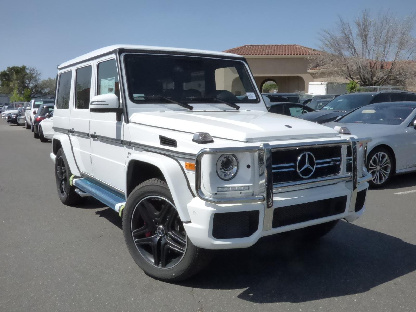 New 2018 Mercedes Benz G Class AMG G 63 SUV SUV in Thousand Oaks