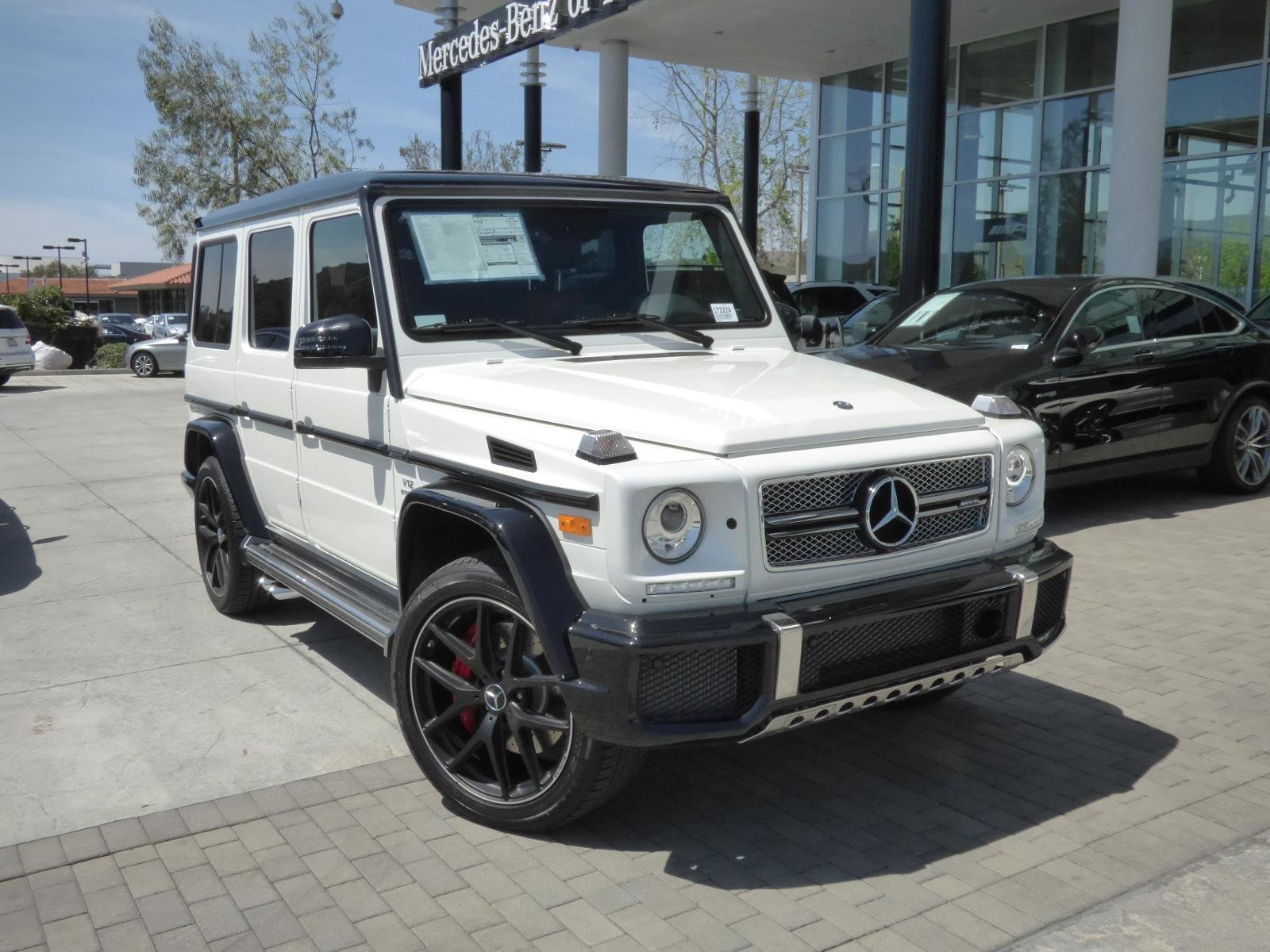 New 2017 Mercedes Benz G Class AMG G 65 SUV in Thousand Oaks
