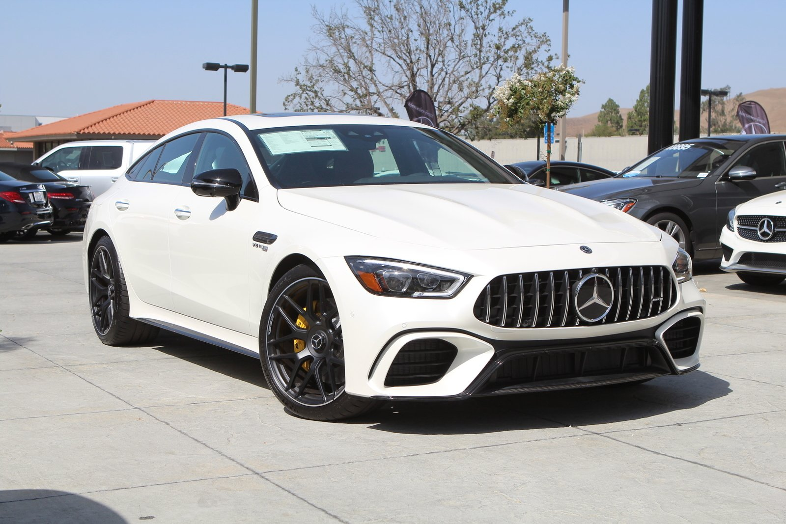 Pre-Owned 2019 Mercedes-Benz GT AMG® GT 63 S