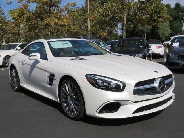 New 2018 mercedes benz sl sl 550 roadster in thousand oaks for Mercedes benz b3 service
