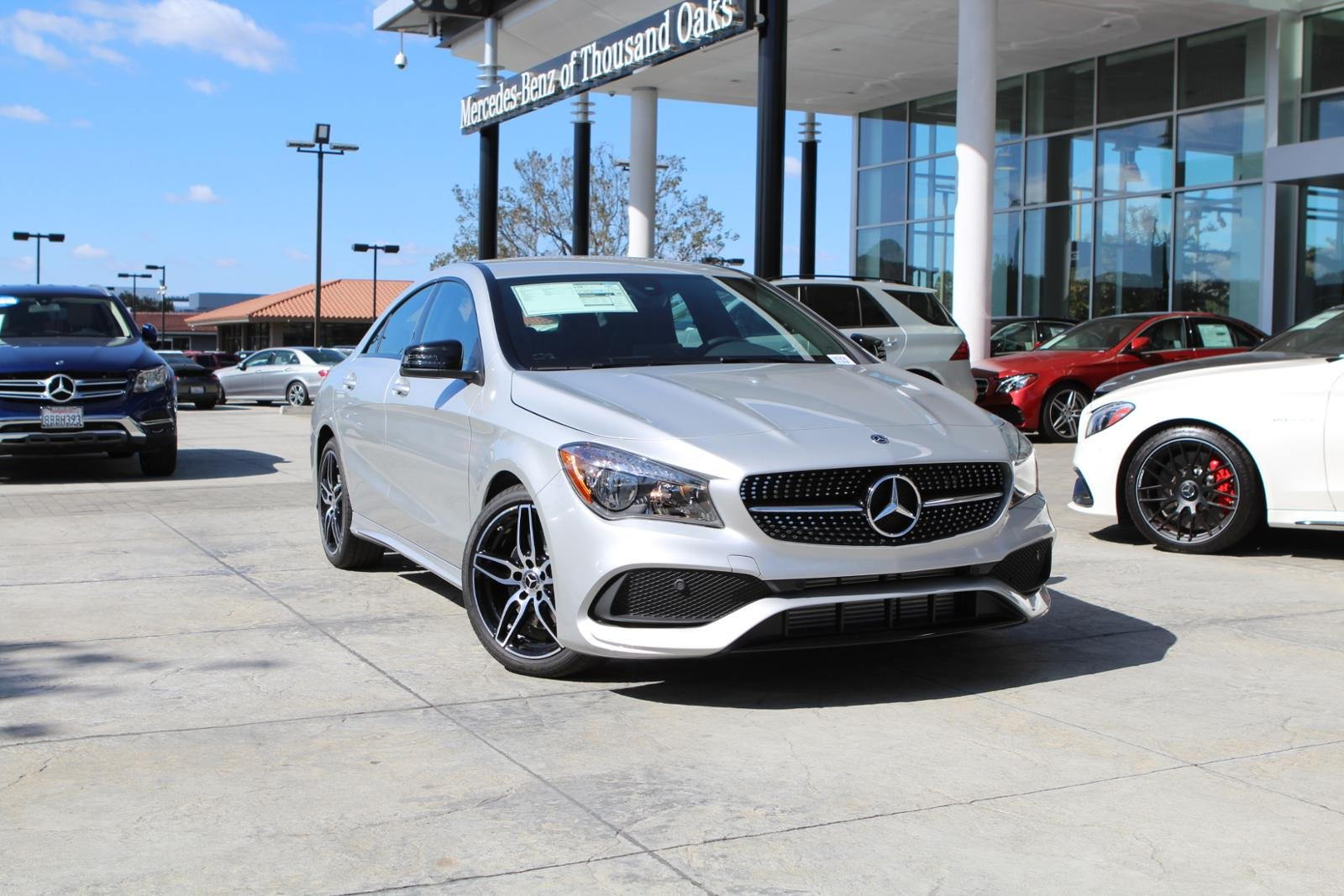 New 2019 Mercedes Benz Cla Cla 250 Coupe In Thousand Oaks 190208