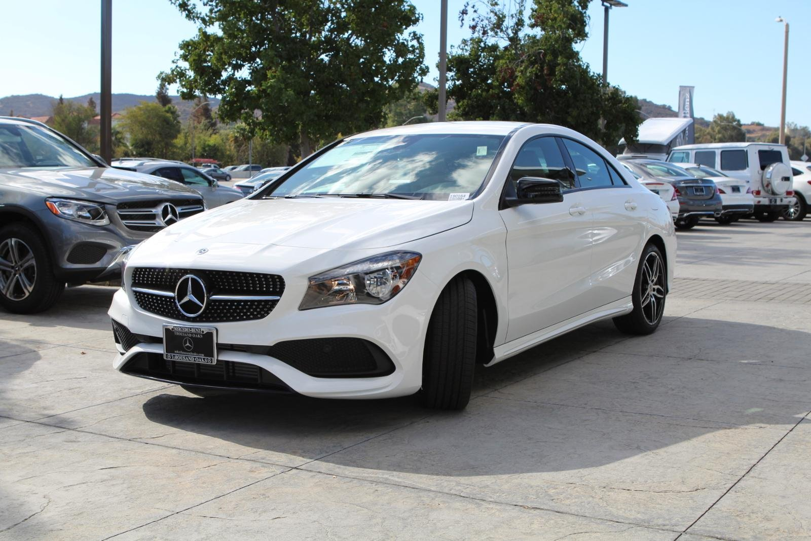 New 2019 Mercedes Benz Cla 250 Coupe In Thousand Oaks 190164 Eco Wiring