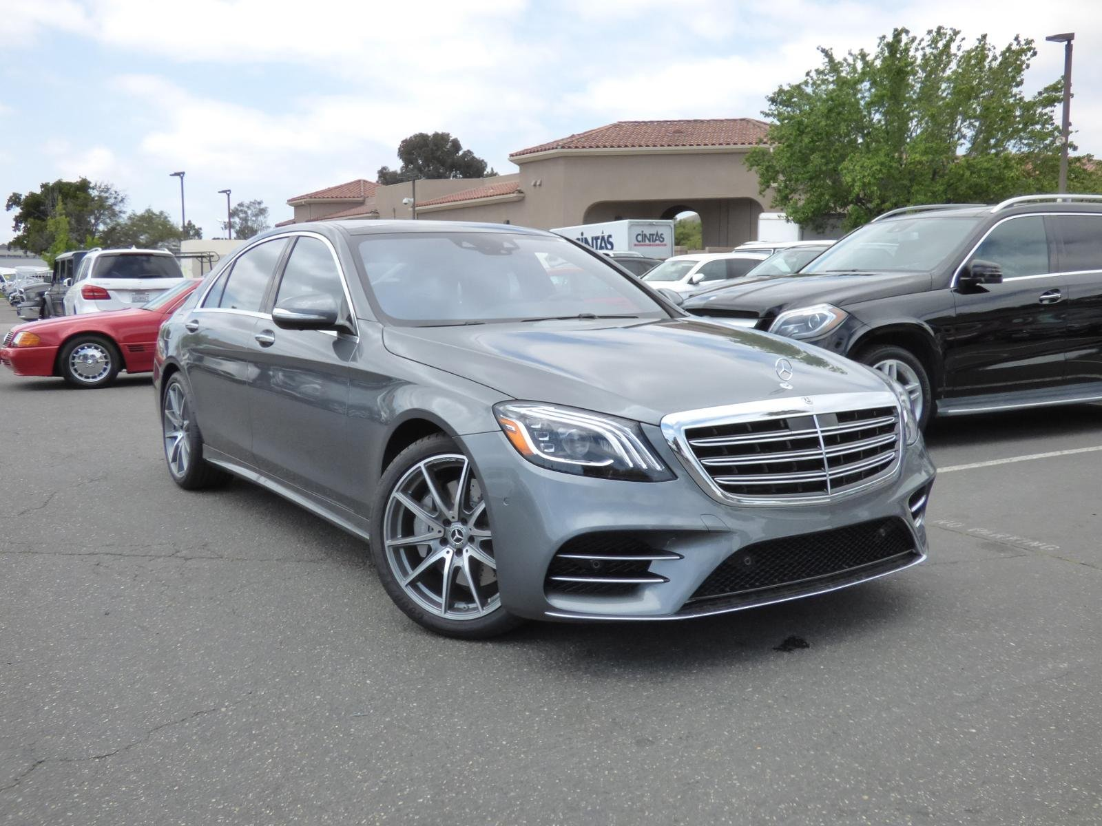 New 2018 Mercedes Benz S Class S 450 SEDAN in Thousand Oaks