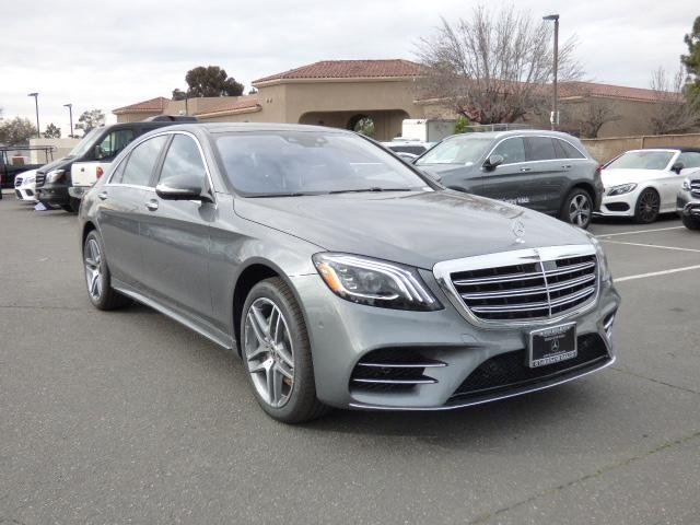 New 2018 Mercedes Benz S Class S 560 Sedan In Thousand Oaks 180810