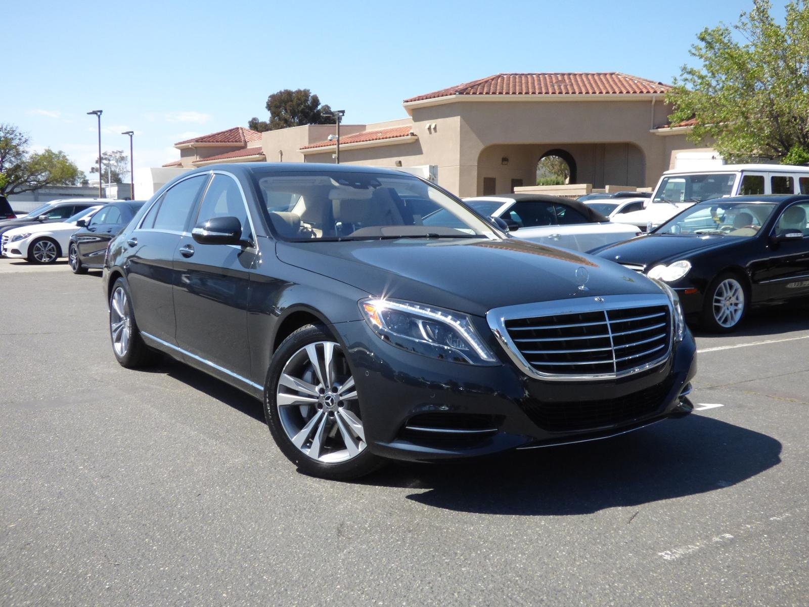 New 2017 Mercedes Benz S Class S 550 SEDAN in Thousand Oaks