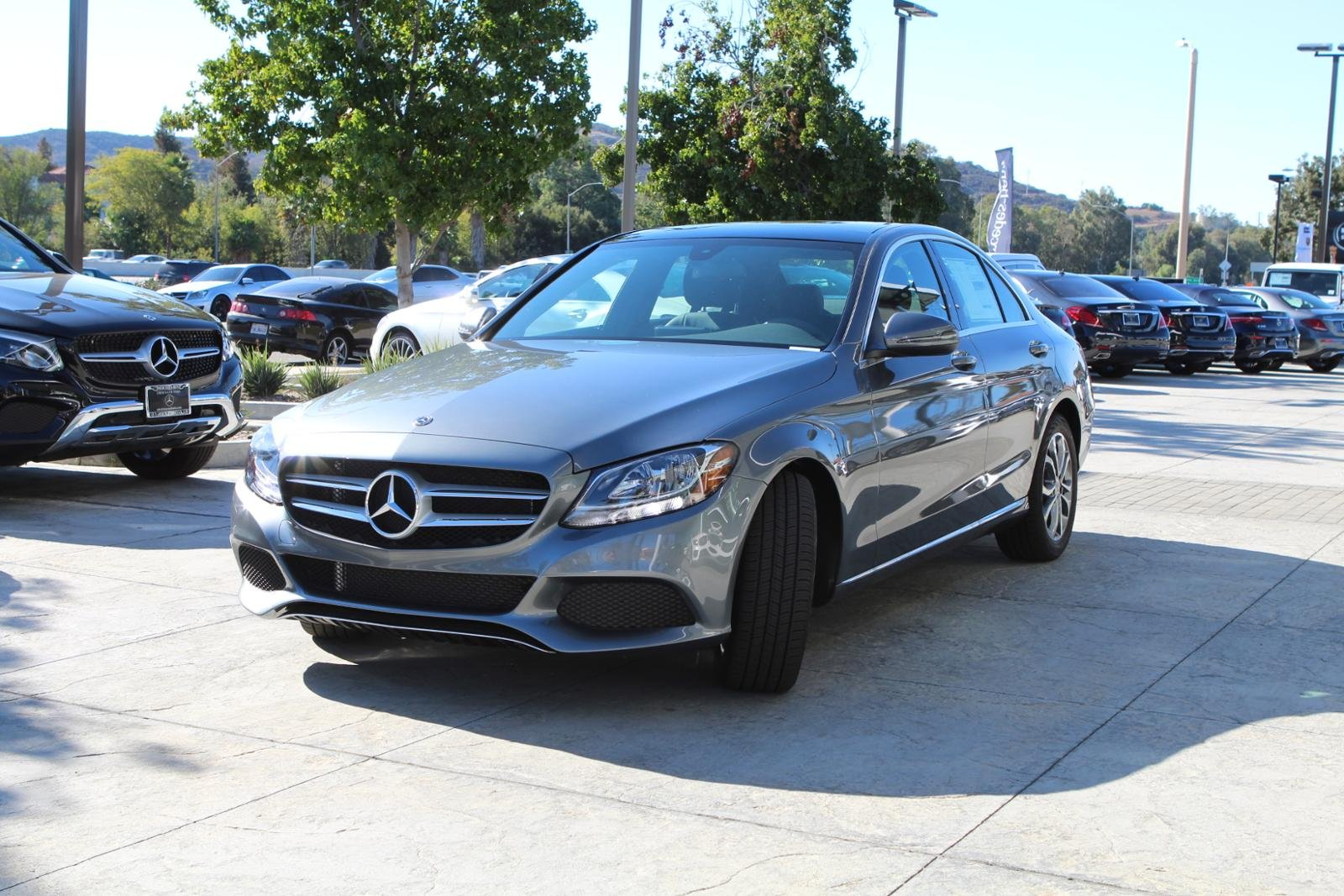 New 2018 Mercedes Benz C Class 300 Sedan In Thousand Oaks 182390 Eco Wiring