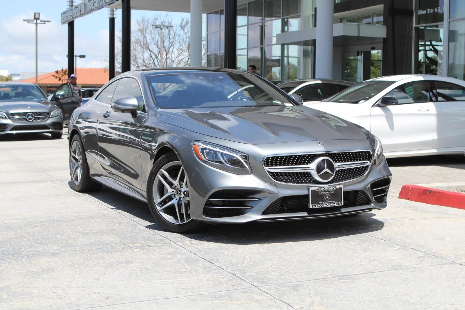 New 2018 Mercedes Benz S Class S 560 Coupe In Thousand Oaks 181517