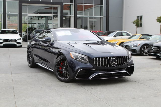 New 2019 Mercedes Benz S Class Amg S 63 Coupe In Thousand Oaks