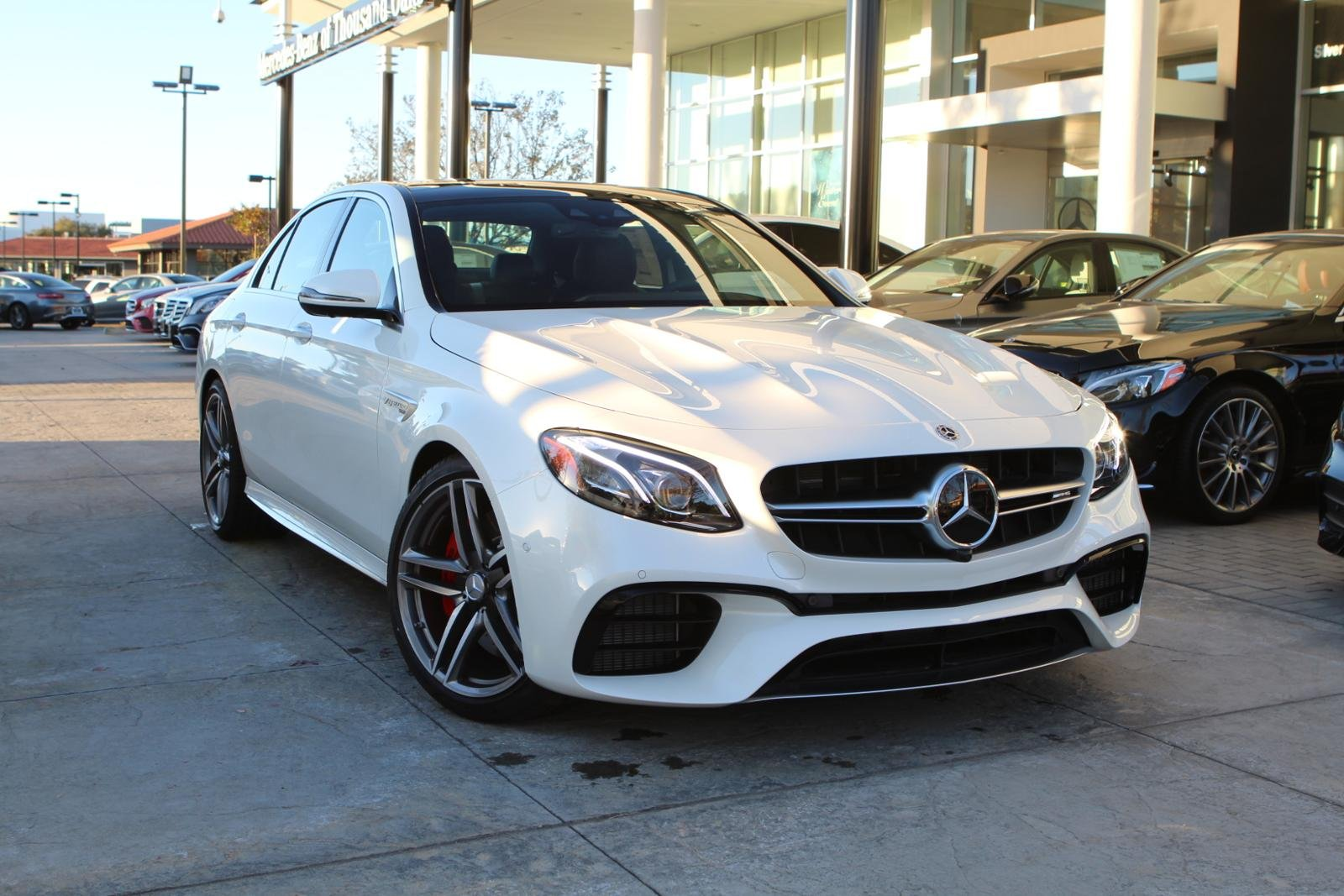 New 2019 Mercedes Benz E Class Amg E 63 S Sedan In Thousand Oaks