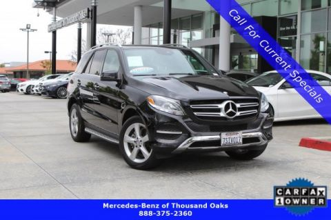Certified Pre-Owned 2016 Mercedes-Benz GLE GLE 350
