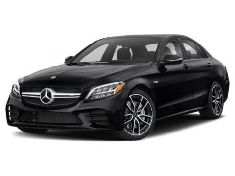 Pre-Owned 2019 Mercedes-Benz C-Class AMG® C 43