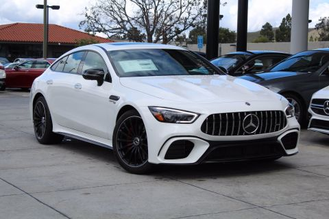 New 2020 Mercedes-Benz AMG® GT AMG® GT 63 AWD 4MATIC®
