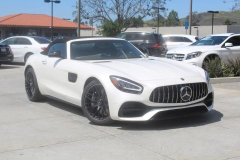 New 2020 Mercedes-Benz AMG® GT RWD With Navigation