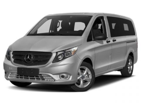 New 2019 Mercedes-Benz Metris Worker