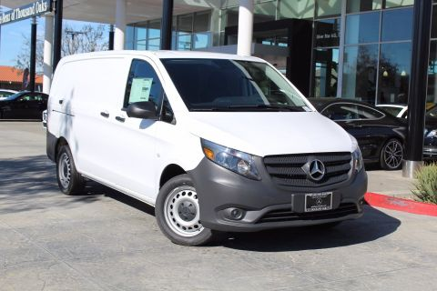 New 2020 Mercedes-Benz Metris