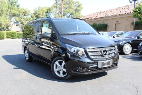 New 2018 Mercedes-Benz Metris Worker