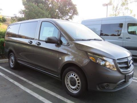 New 2016 Mercedes-Benz Metris Passenger Mini-Van
