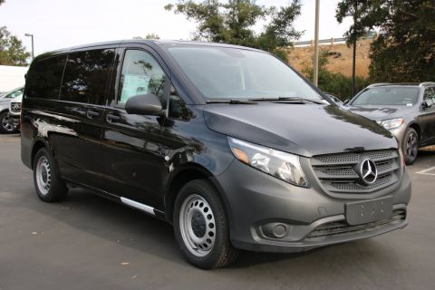 New 2017 Mercedes-Benz Metris Worker