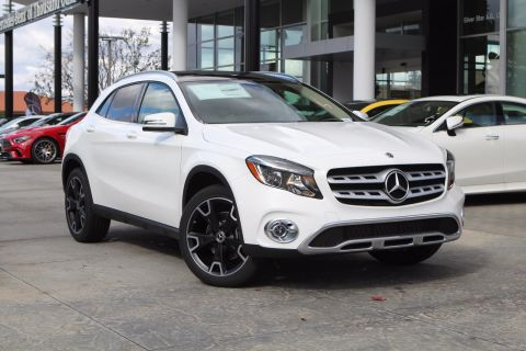 New 2020 Mercedes-Benz GLA GLA 250