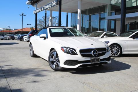 New 2019 Mercedes Benz E 450