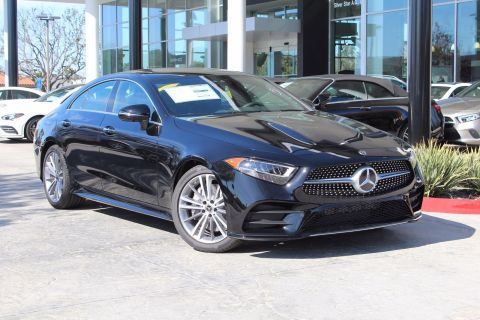 New 2020 Mercedes-Benz CLS CLS 450 With Navigation