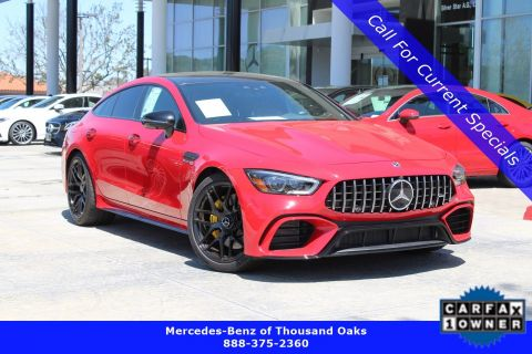 Certified Pre-Owned 2019 Mercedes-Benz GT AMG® GT 63 AWD 4MATIC®