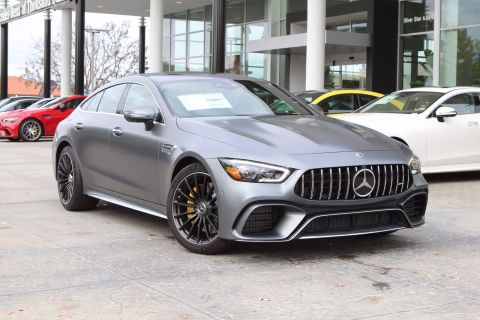 New 2020 Mercedes-Benz AMG® GT 63 S AWD 4MATIC With Navigation