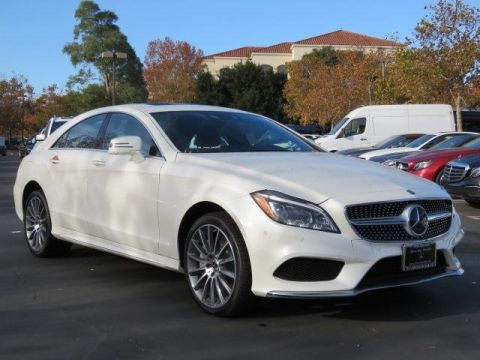 New 2018 Mercedes-Benz CLS CLS 550