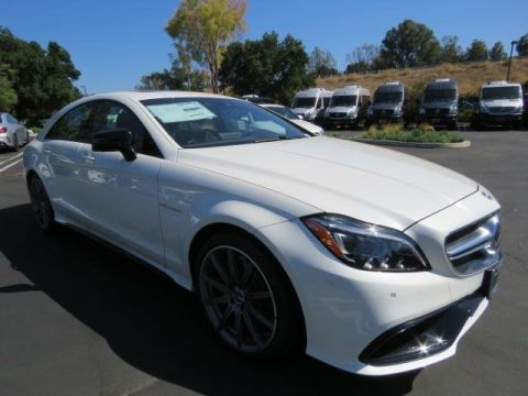 Certified Pre-Owned 2017 Mercedes-Benz CLS CLS 63 S AMG® Coupe