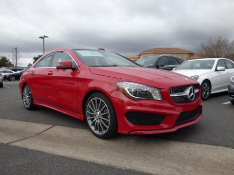 New 2016 Mercedes-Benz CLA CLA 250 Sport