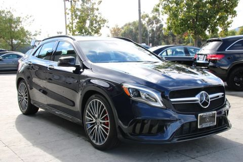 New 2018 Mercedes-Benz GLA AMG® GLA 45
