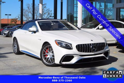 Pre-Owned 2020 Mercedes-Benz S-Class AMG® S 63