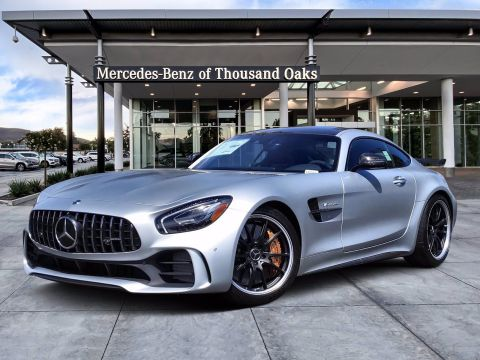 Pre-Owned 2019 Mercedes-Benz GT AMG® GT R