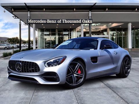 Pre-Owned 2019 Mercedes-Benz GT AMG® GT C RWD COUPE