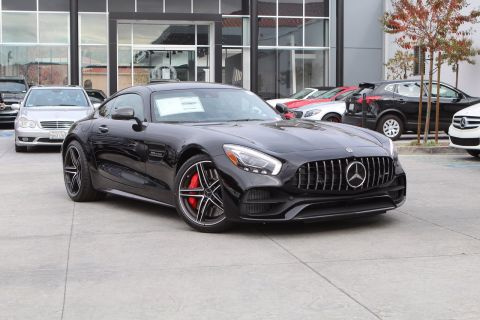 New 2019 Mercedes-Benz AMG® GT C RWD With Navigation