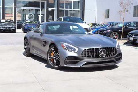 Pre-Owned 2019 Mercedes-Benz GT AMG® GT C