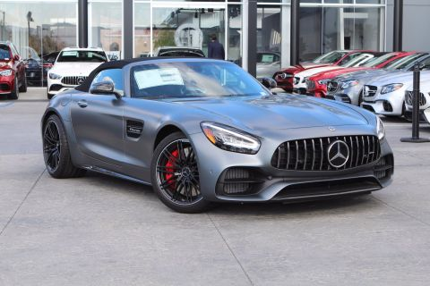 New 2020 Mercedes-Benz AMG® GT AMG® GT C With Navigation
